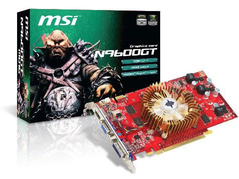 N9600GT-MD1G ECO V2 (PCIExp 1GB) の製品画像
