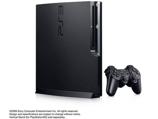 プレイステーション3 HDD 120GB チャコール・ブラック CECH-2000A の製品画像