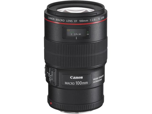 EF100mm F2.8L マクロ IS USM の製品画像