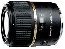 SP AF60mm F/2 Di II LD [IF] MACRO 1:1 (Model G005) (ソニー用) の製品画像