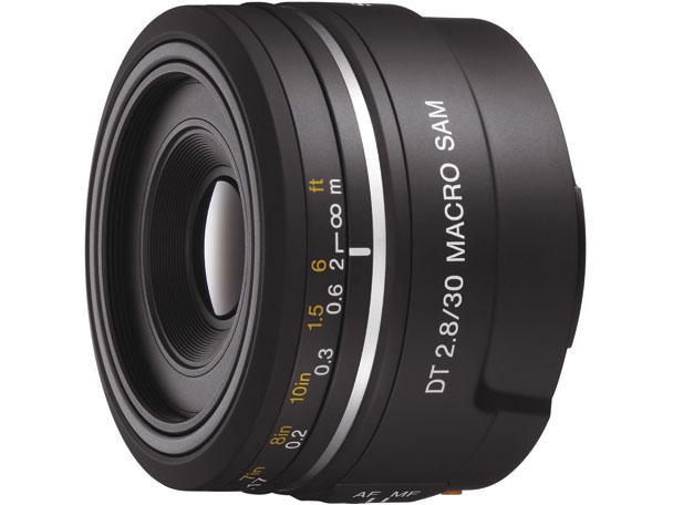 DT 30mm F2.8 Macro SAM SAL30M28 の製品画像