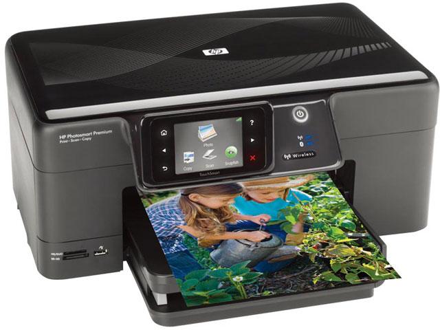 Photosmart Premium C309G の製品画像