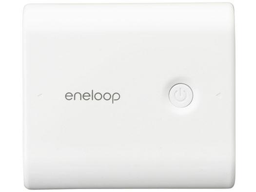eneloop USB出力付リチウムイオンバッテリー KBC-L2AS の製品画像