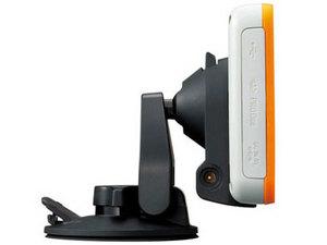 『本体 右側面 オレンジ』 nav-u NV-U35 の製品画像