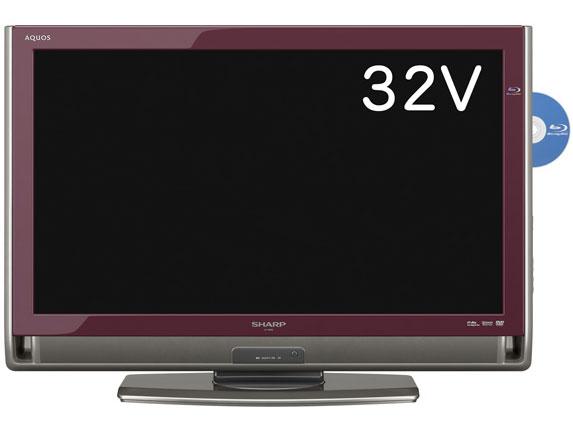 LED AQUOS LC-32DX3 [32インチ] の製品画像