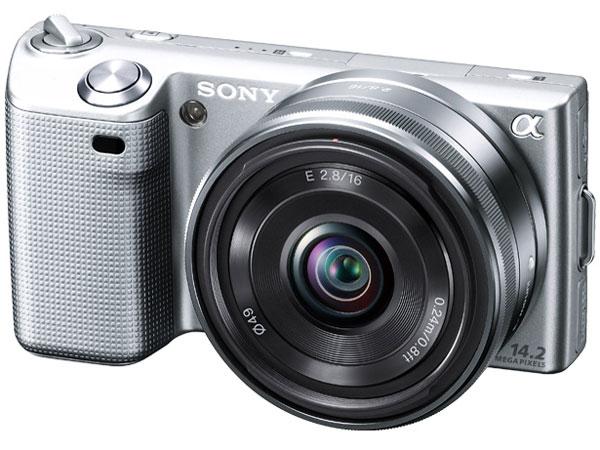α NEX-5A 薄型広角レンズキット の製品画像