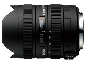 8-16mm F4.5-5.6 DC HSM [ソニー用] の製品画像