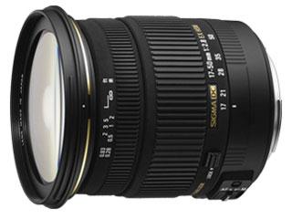 17-50mm F2.8 EX DC OS HSM [ニコン用] の製品画像