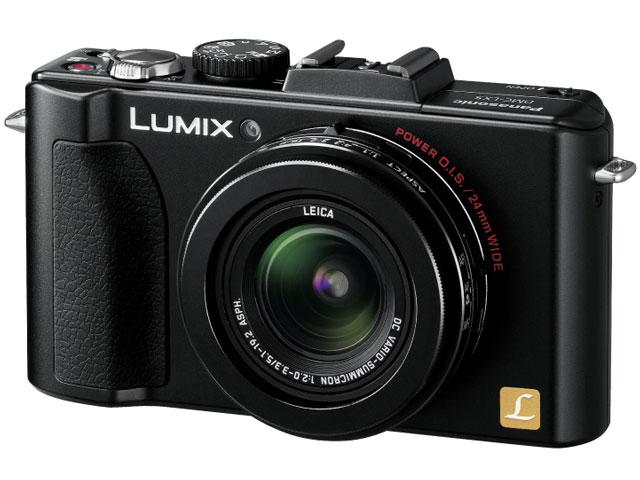 LUMIX DMC-LX5 の製品画像