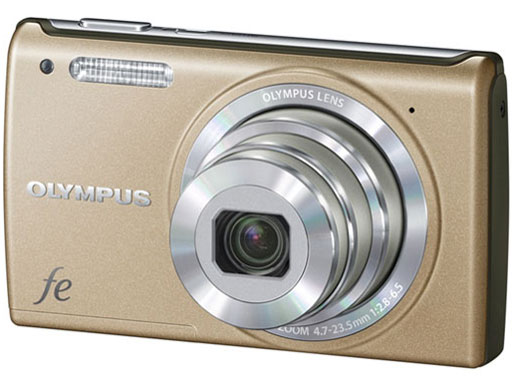 FE-5050 [ゴールド] の製品画像