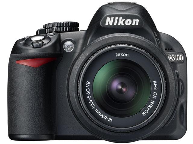 D3100 レンズキット の製品画像