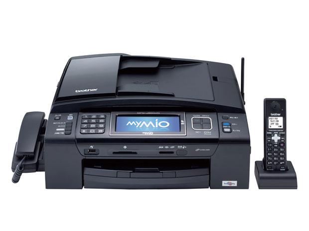 『本体 正面』 MyMio MFC-J950DN の製品画像