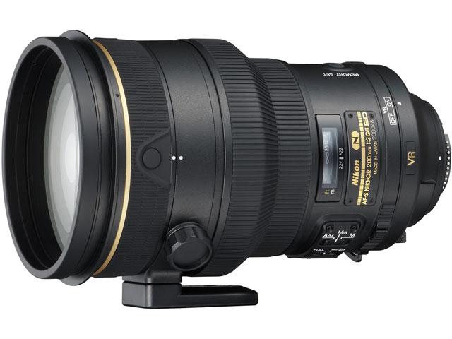 AF-S NIKKOR 200mm f/2G ED VR II の製品画像