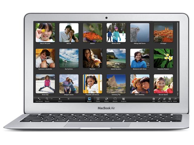 MacBook Air 1400/11.6 MC505J/A の製品画像