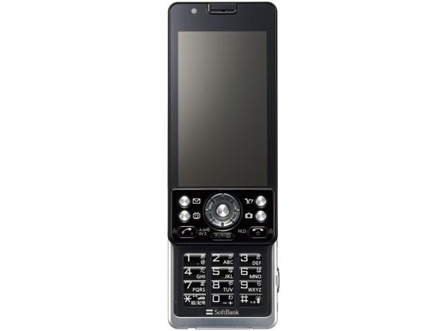 LUMIX Phone SoftBank 001P [ブラック] の製品画像