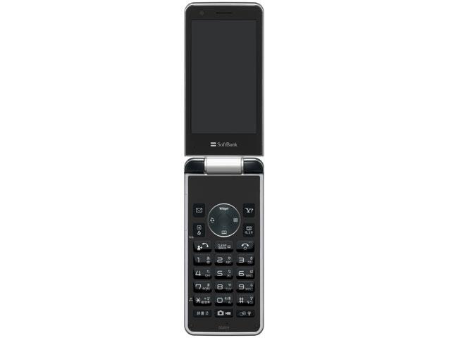 THE PREMIUM7 WATERPROOF SoftBank 004SH [ブラック] の製品画像