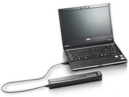 『使用イメージ3』 ScanSnap S1100 FI-S1100 の製品画像