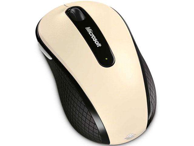 Wireless Mobile Mouse 4000 D5D-00069 [シャンパン ゴールド] の製品画像