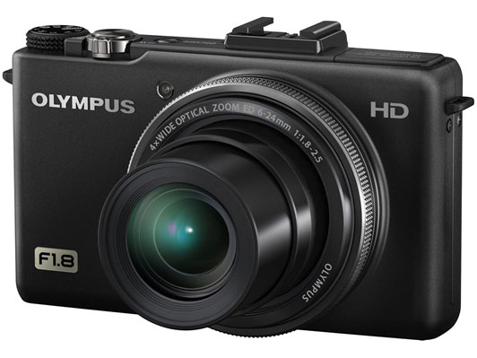 OLYMPUS XZ-1 [ブラック] の製品画像