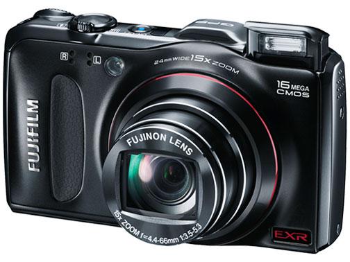 FinePix F550EXR [ブラック] の製品画像