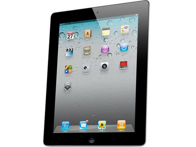 iPad 2 Wi-Fiモデル 64GB MC916J/A [ブラック] の製品画像