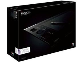 『パッケージ』 Intuos4 Comic Edition PTK-640/K5 の製品画像