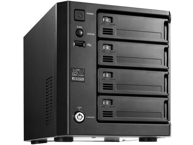 LAN DISK XV HDL-XV2.0 の製品画像