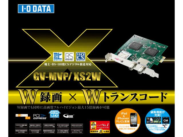 『パッケージ』 GV-MVP/XS2W の製品画像