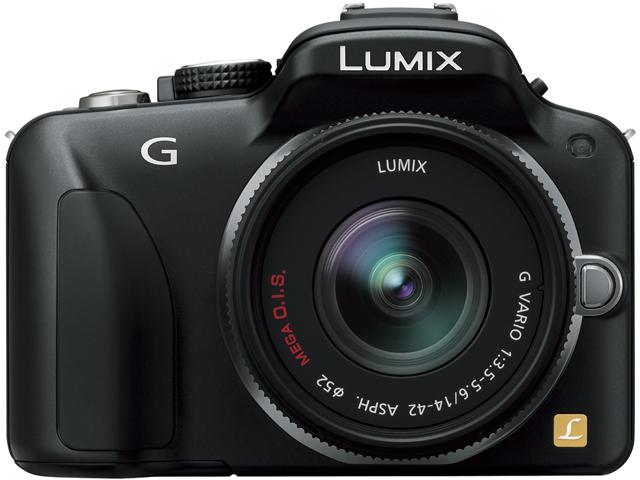 LUMIX DMC-G3K レンズキット の製品画像