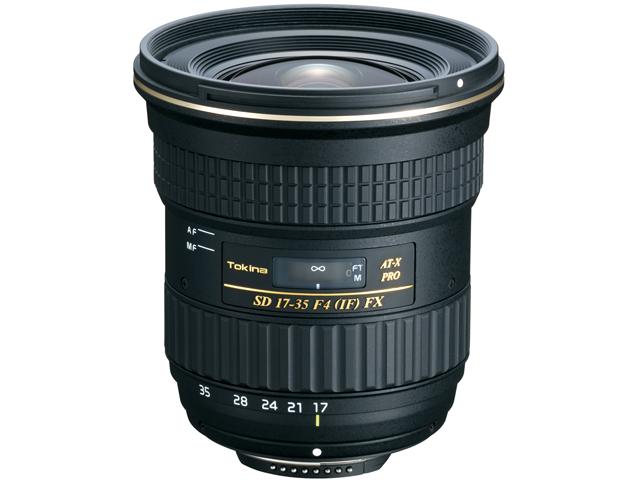 AT-X 17-35 F4 PRO FX 17-35mm F4 [ニコン用] の製品画像
