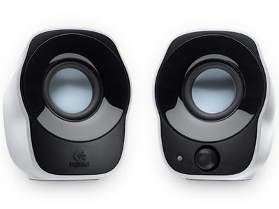 Stereo Speakers Z120 Z120BW [ブラック&ホワイト] の製品画像