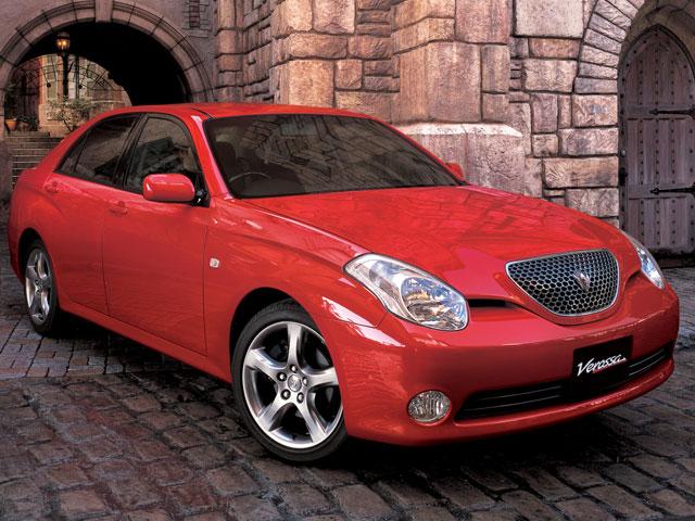 トヨタ ヴェロッサ 2001年モデル 新車画像