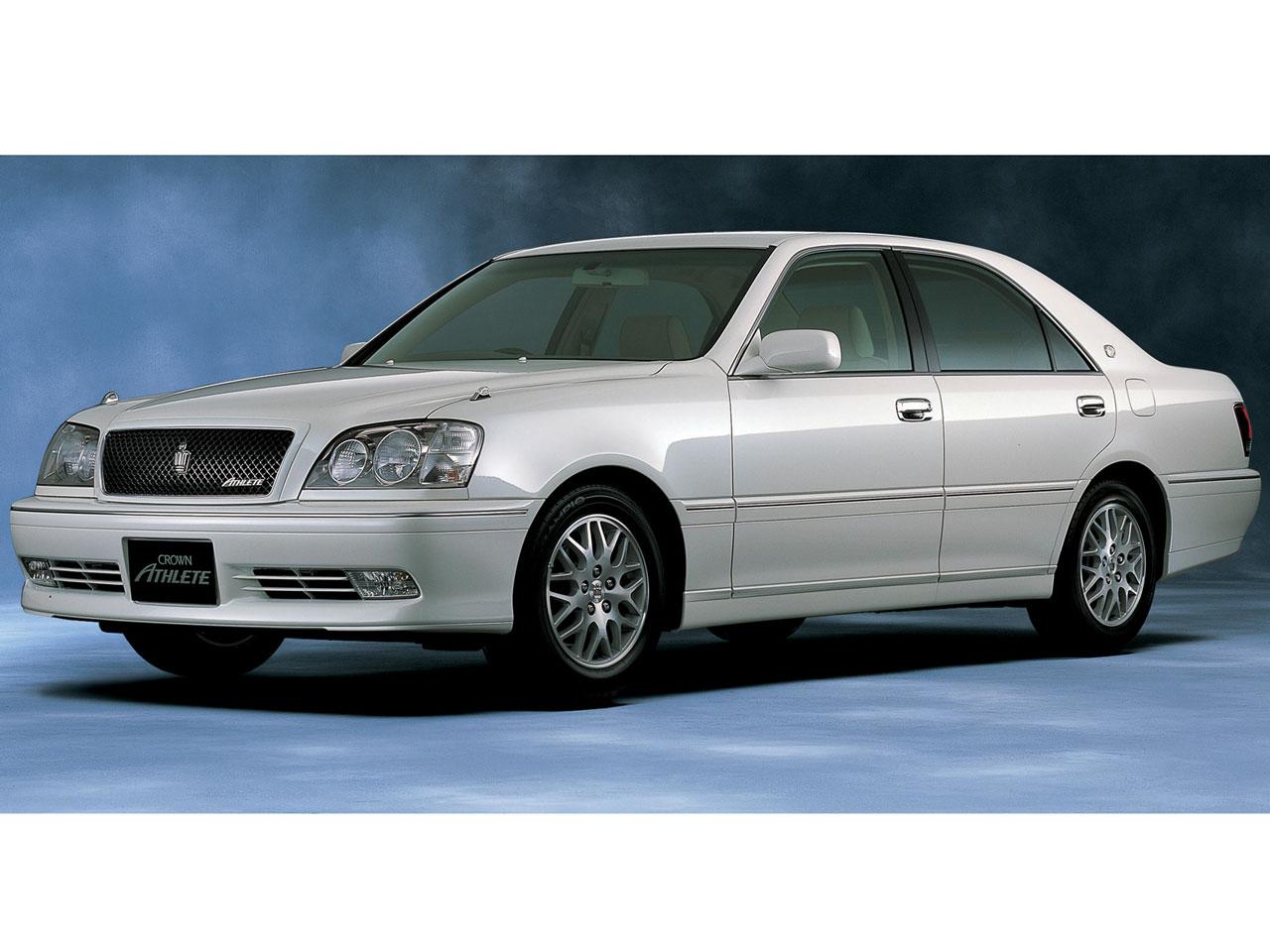 トヨタ クラウン アスリート 1999年モデル 新車画像