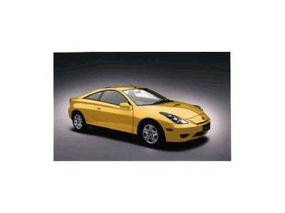 トヨタ セリカ 1999年モデル 新車画像