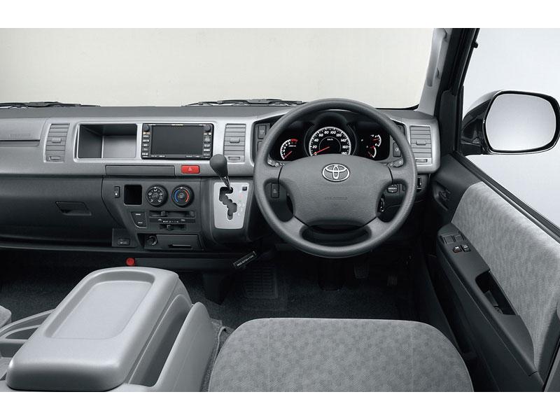 『インテリア1』 ハイエースワゴン 2004年モデル の製品画像