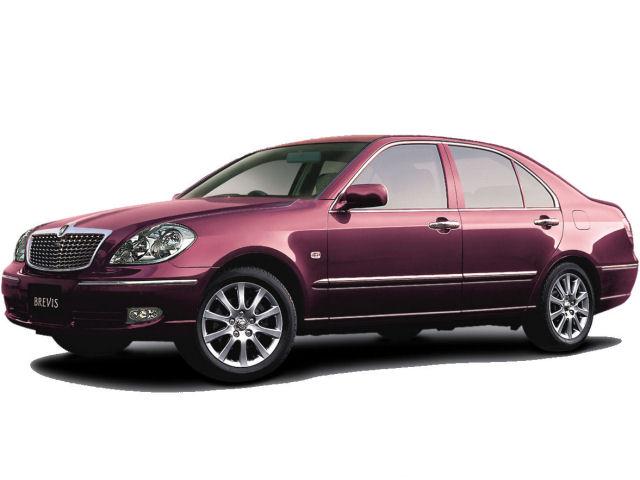 トヨタ ブレビス 2001年モデル 新車画像
