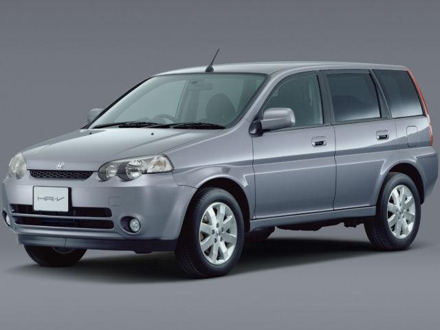 ホンダ HR-V 1998年モデル 新車画像
