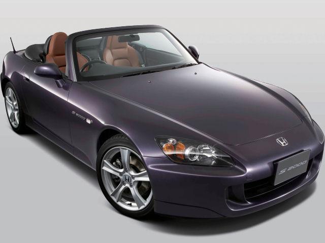 ホンダ S2000 1999年モデル 新車画像