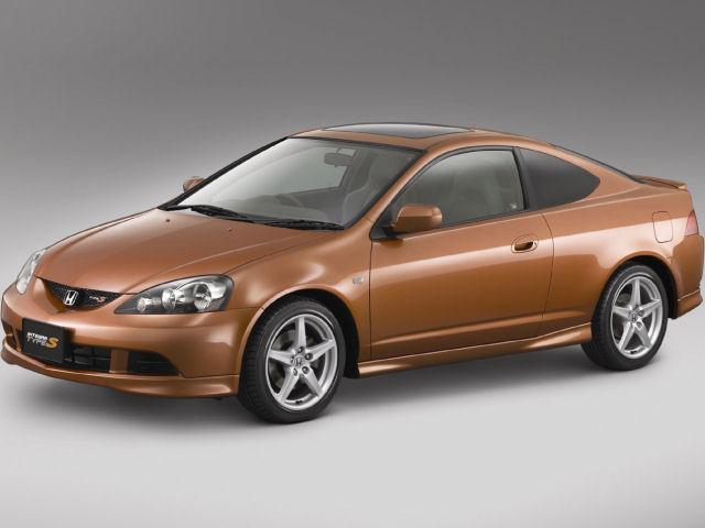 ホンダ インテグラ 2001年モデル 新車画像