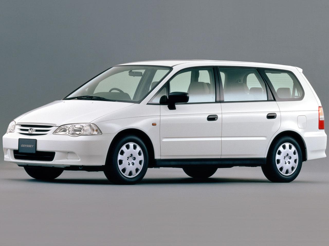 ホンダ オデッセイ 1999年モデル 新車画像