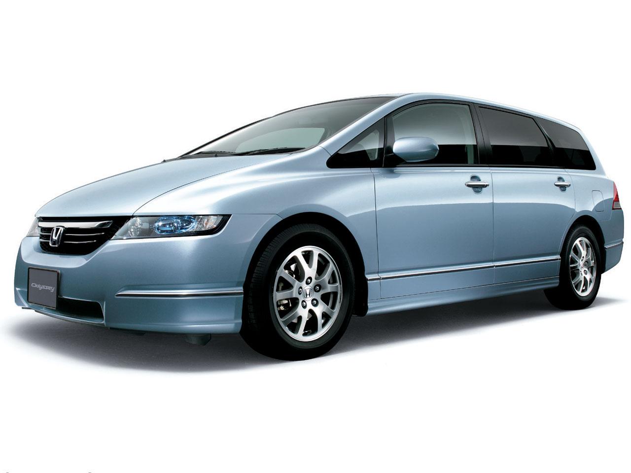 ホンダ オデッセイ 2003年モデル 新車画像