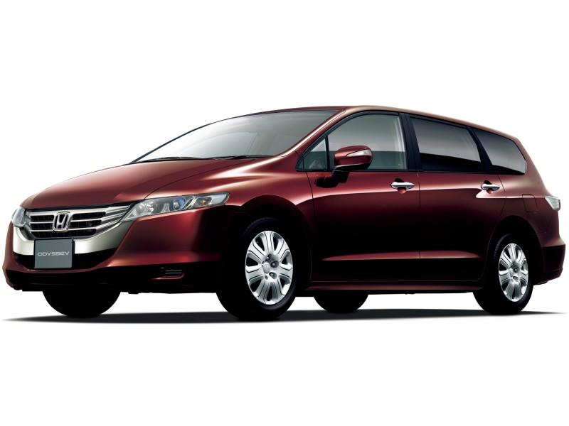 ホンダ オデッセイ 2008年モデル 新車画像