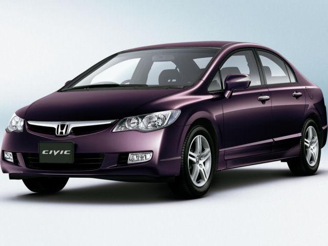 ホンダ シビック 2005年モデル 新車画像