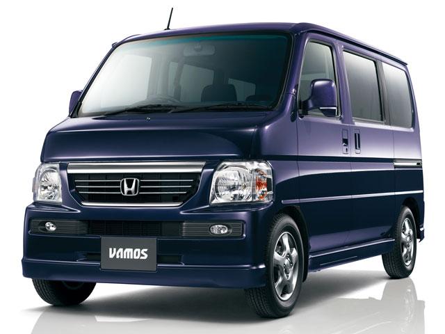 ホンダ バモス 1999年モデル 新車画像