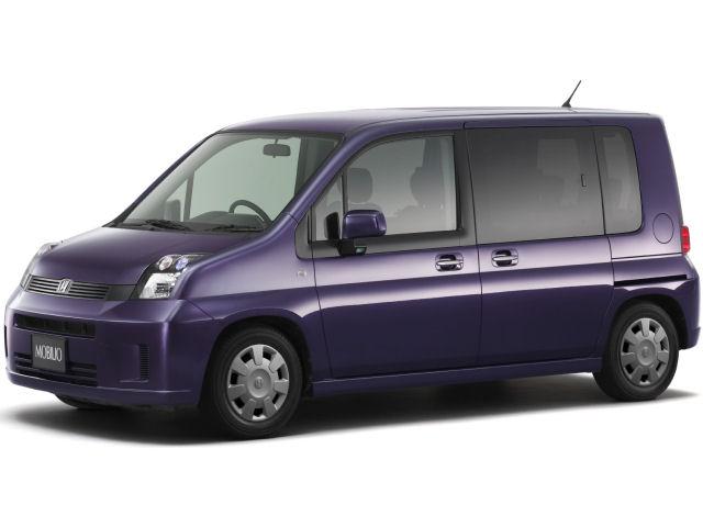 ホンダ モビリオ 2001年モデル 新車画像