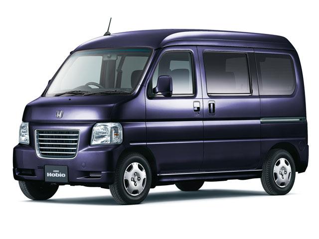 ホンダ バモス ホビオ 2003年モデル 新車画像