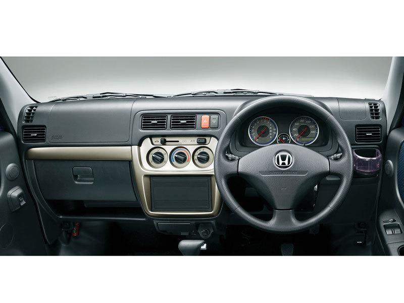 『インテリア1』 バモス ホビオ 2003年モデル の製品画像