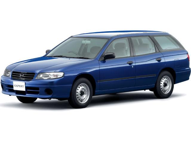 日産 エキスパート 1999年モデル 新車画像