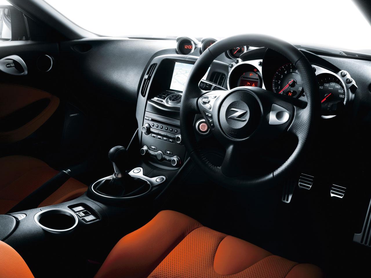 『インテリア1』 フェアレディZ 2008年モデル の製品画像
