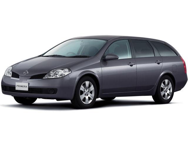 日産 プリメーラワゴン 2001年モデル 新車画像